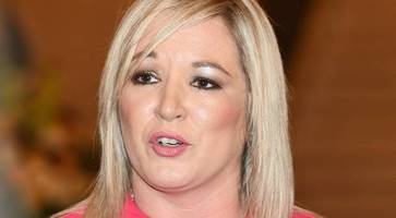 why michelle o'neill's reported compromise was overruled by hardliners