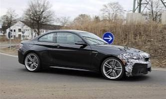 BMW M2 LCI: Last M Car With a Manual Transmission Before Switch to Automatic