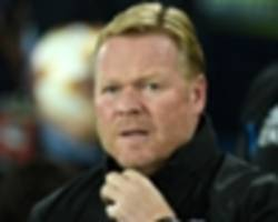 Everton make worst start to Europa League for English clubs
