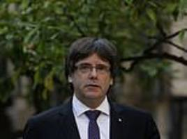 Catalan leader faces looming deadline to end secession bid
