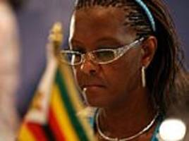 Mugabe's wife sues over $1.35-mn diamond ring: report
