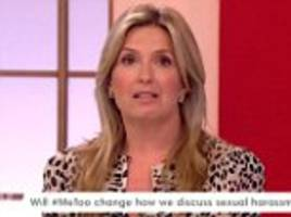 penny lancaster reveals she was raped as a young model