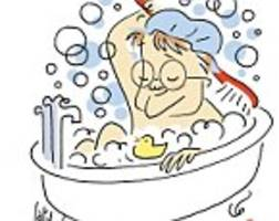 Quentin Letts comes clean on his love for a good soak