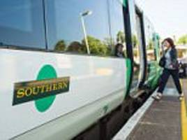 Southern Rail chiefs offer drivers £63k salaries
