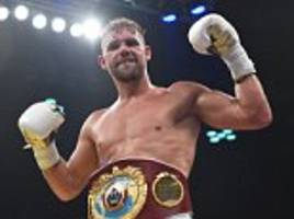 billy joe saunders to make third title defence