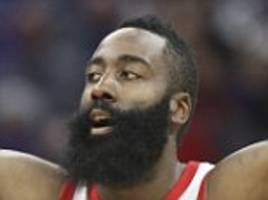 NBA round-up: James Harden leads Houston Rockets to win