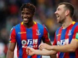 Roy Hodgson trying to keep Crystal Palace grounded