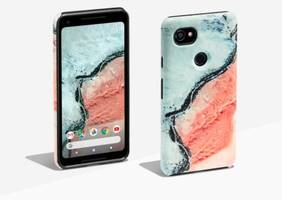 google's new cases for its pixel 2 phone put apple's iphone cases to shame (goog, googl)