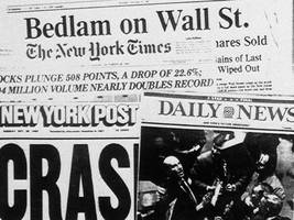 everyone forgets the most important thing about the 1987 black monday stock market crash