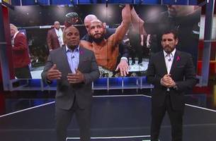 Is the title run of Demetrious Johnson more impress than that of the legendary Georges Saint-Pierre? | UFC Tonight