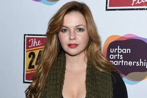 david cross' wife amber tamblyn defends him amid racism accusation: 'he said he was sorry'
