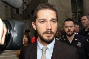 shia labeouf sentenced to anger management over racist run-in with police