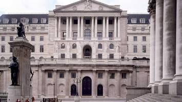 Bank of England under fire for lack of diversity
