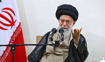 ayatollah blasts trump's rants and whoppers, says iran will shred deal if us pulls out