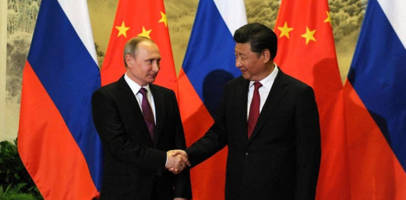 A Failing Empire, Part 3: China & Russia Are Transforming Enemies Into Friends