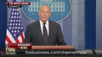 I Was Stunned, Brokenhearted: General Kelly Defends Trump, Blasts Congresswoman For Selfish Behavior