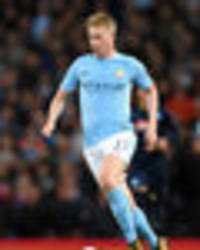 Man Utd or Man City will win the Premier League title - Kevin De Bruyne