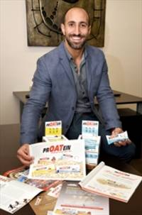 Mississauga company carving out niche in competitive healthy snack market