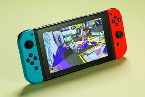 Nintendo Switch update lets you capture video and transfer saves to a new console