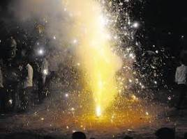 11 persons booked for bursting crackers in Chandigarh