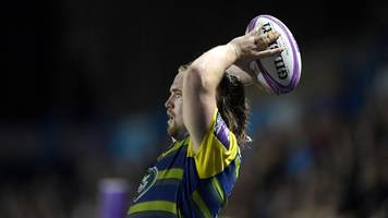 european challenge cup: toulouse v cardiff blues (fri)