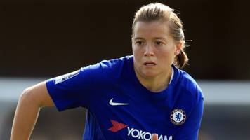 Fran Kirby: Chelsea forward to miss England friendly with knee injury