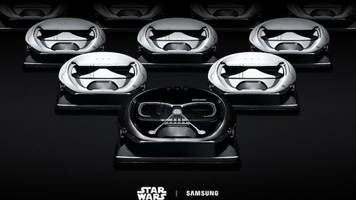 Samsung Star Wars Vacuum Cleaners Are the Droids You're Looking For