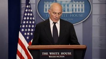 wh chief of staff john kelly defends trump's call with gold star widow