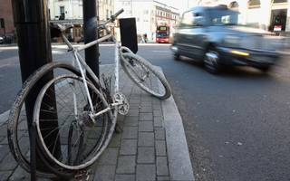bike thefts in the city are on the rise
