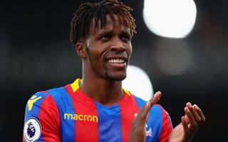 hodgson: wilfried zaha cannot save palace all by himself