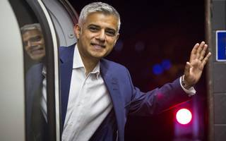 mps hit out at sadiq for tube trains that can't handle autumnal leaves