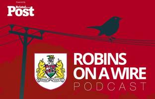 leroy rosenior guest stars on the second episode of the bristol city podcast robins on the wire