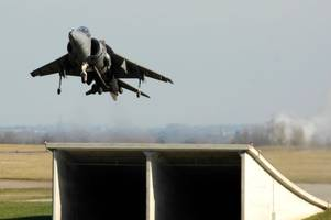 RAF base across Rutland border used for Tom Cruise Mission Impossible stunt has rich history