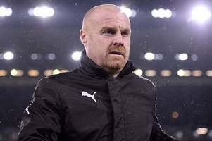 sean dyche responds to speculation linking him with leicester city job