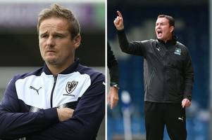 'the last five years would go out the window if we got relegated'