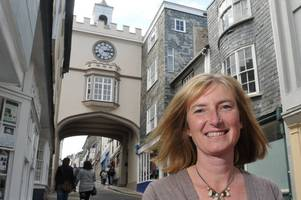 Totnes MP Dr Sarah Wollaston the only Tory to rebel against Government on Universal Credit
