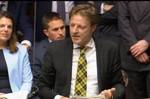 west cornwall mp derek thomas calls for the scrapping of current business rates system
