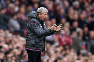 it's a constant succession of parties and funerals - roy hodgson on life as a crystal palace manager