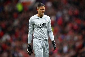 roy hodgson has a big decision to make as wayne hennessey returns from injury for newcastle united clash