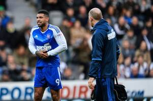 Ex Ipswich Town, Blackburn and Newcastle striker has 'big week' to come at Charlton Athletic