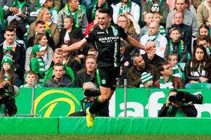 john mcginn is perfect celtic replacement for scott brown says alan stubbs