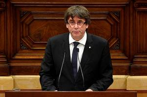 Spain set to trigger 'nuclear option' and impose direct rule on Catalonia speaking fears of fresh violence