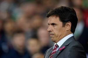 chris coleman begins informal talks with faw chiefs over his wales future