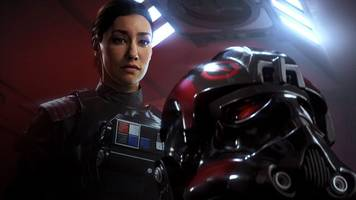 Get a closer look at Star Wars Battlefront 2's intriguing story mode