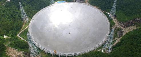 The World's Newest Massive Radio Telescope Has Made Its First Discovery