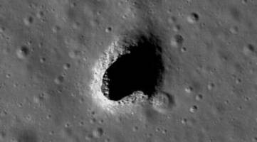 Scientists Detect Massive Caverns on Moon That Could House Colony