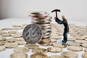 litecoin price heads back to $60 thanks to strong gains