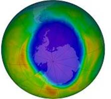 Study reveals new threat to the ozone layer