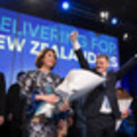 From election night victory speech to opposition