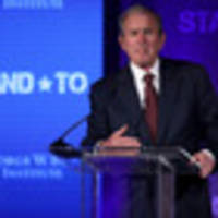 george w. bush's unmistakable takedown of trumpism - and trump